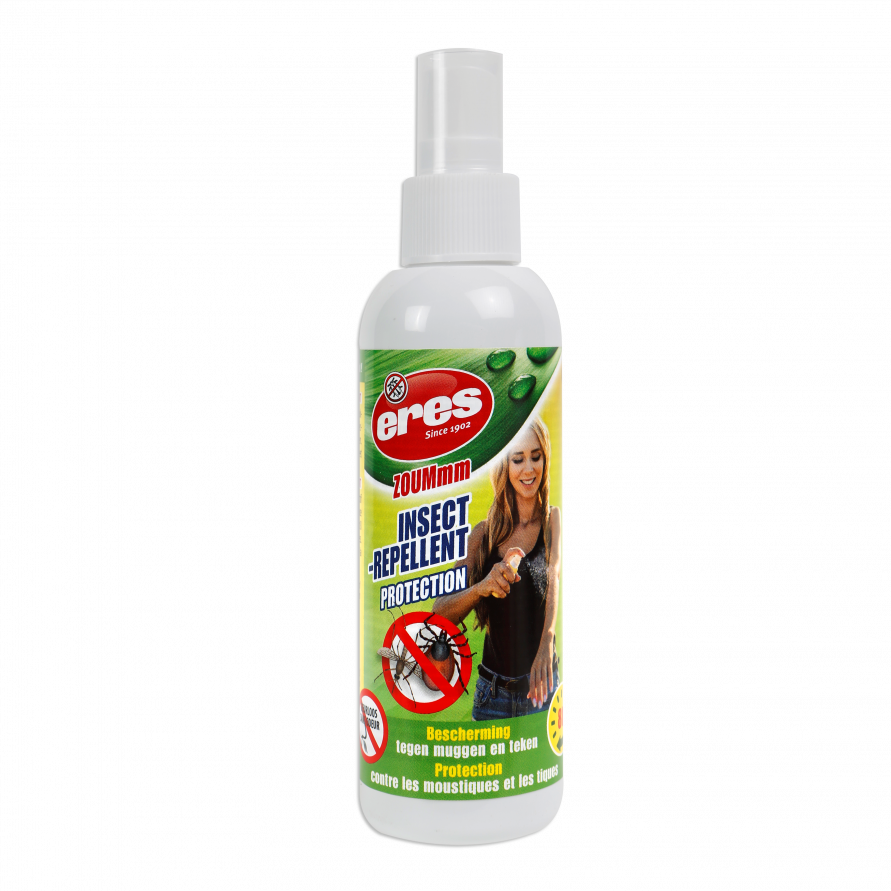 ZOUMMM INSECT-REPELLENT PROTECTION