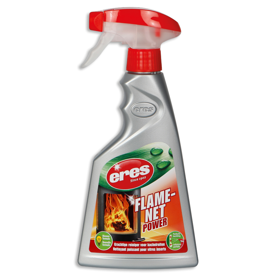 FLAME-NET spray