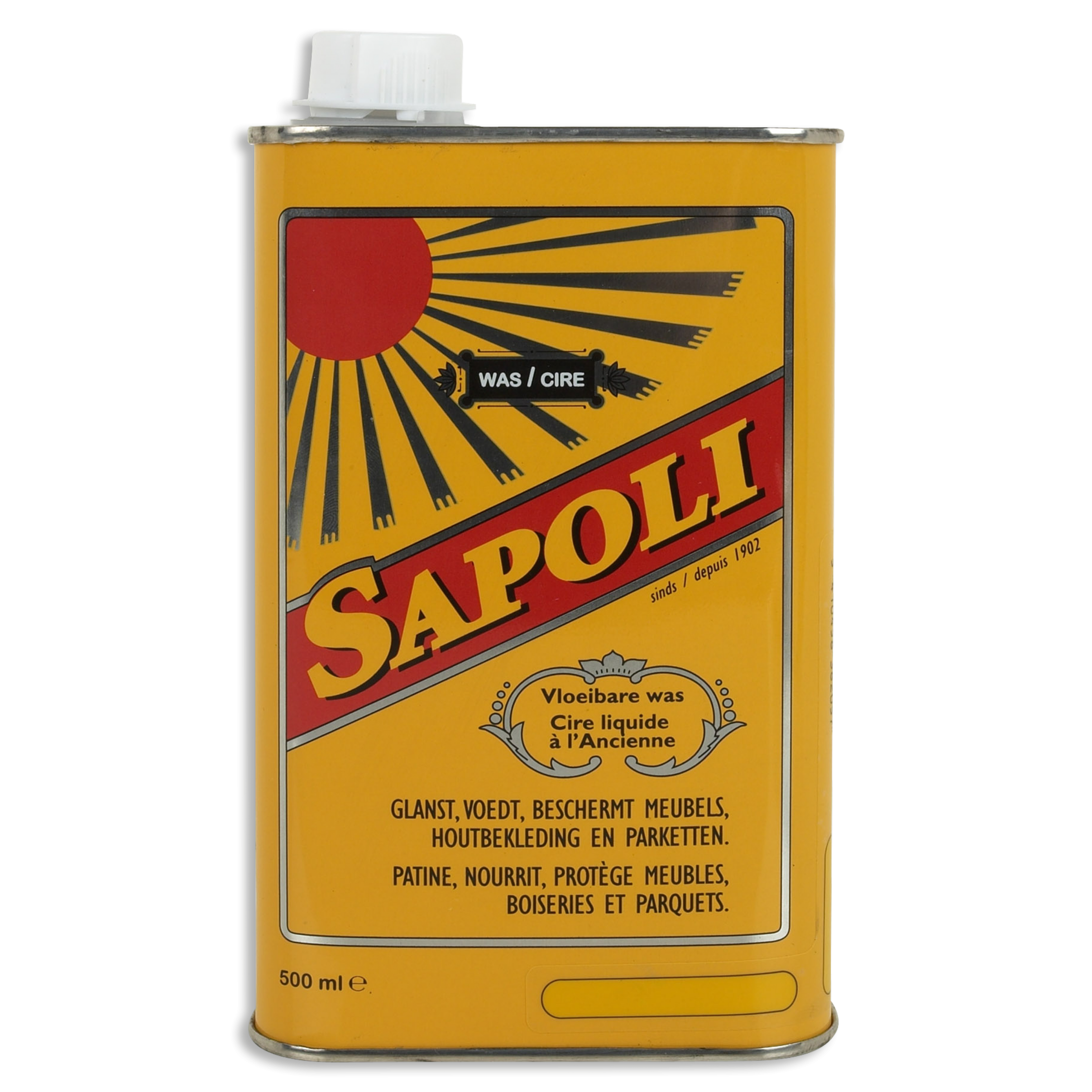 SAPOLI LIQUID WAX
