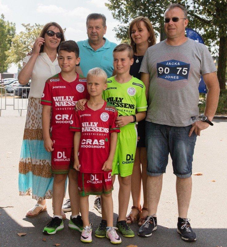 WAREGEM, 08-07-2018, Regenboogstadion. essevee fandag-10.jpg