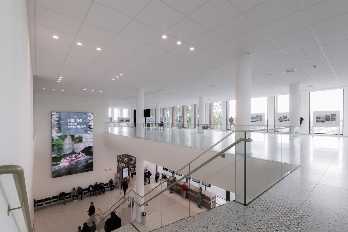 ABC toren - Zeebrugge: schilderwerken