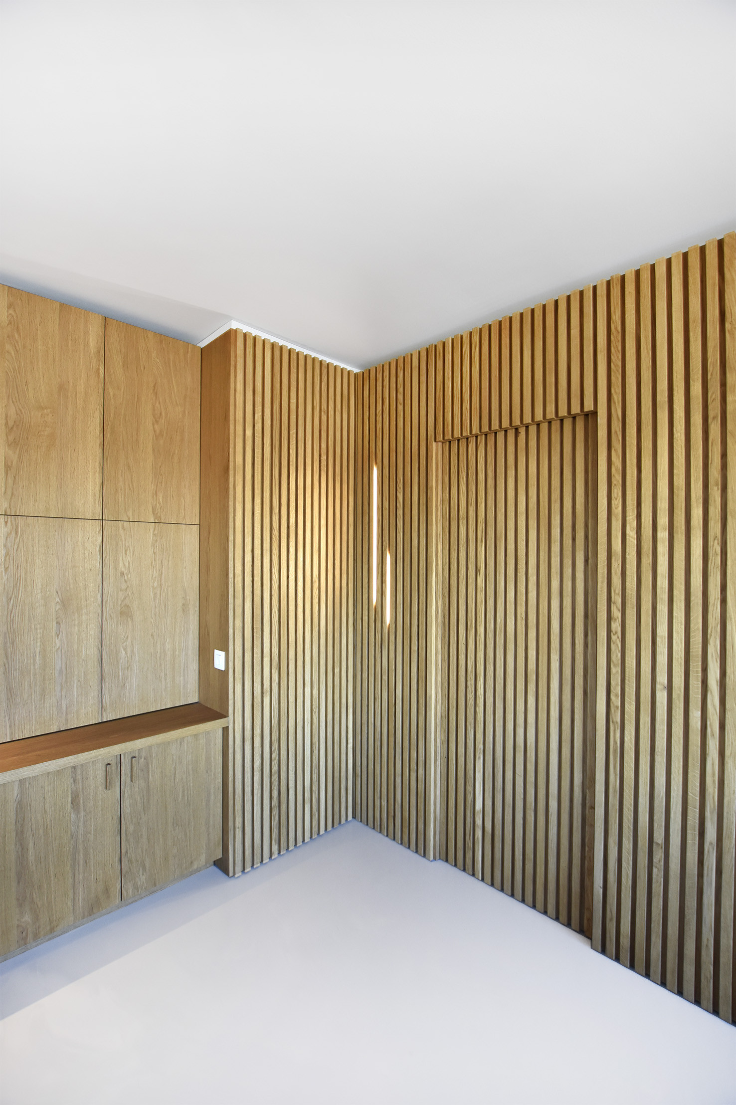 Design : Chouettes Architectes - Realisation : Woodblaster