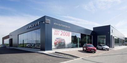 Peugeot Ath Automobiles