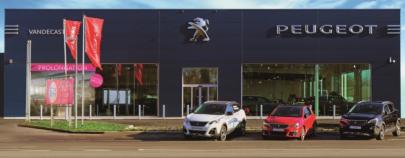 Peugeot Vandecasteele Doornik
