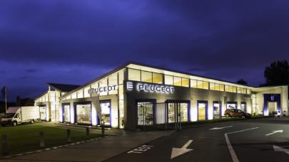Peugeot Vandecasteele Moeskroen