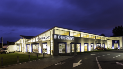 Peugeot Vandecasteele Mouscron