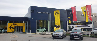 Opel vandecasteele Doornik