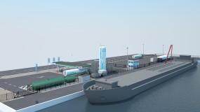 Vous pouvez également utiliser le caps carte de carburant dans le port d'Anvers