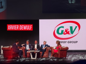 Xavier Dewulf est ceo de G&V Energy Group Kuurne