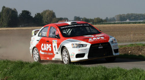 Caps is partner van de rally