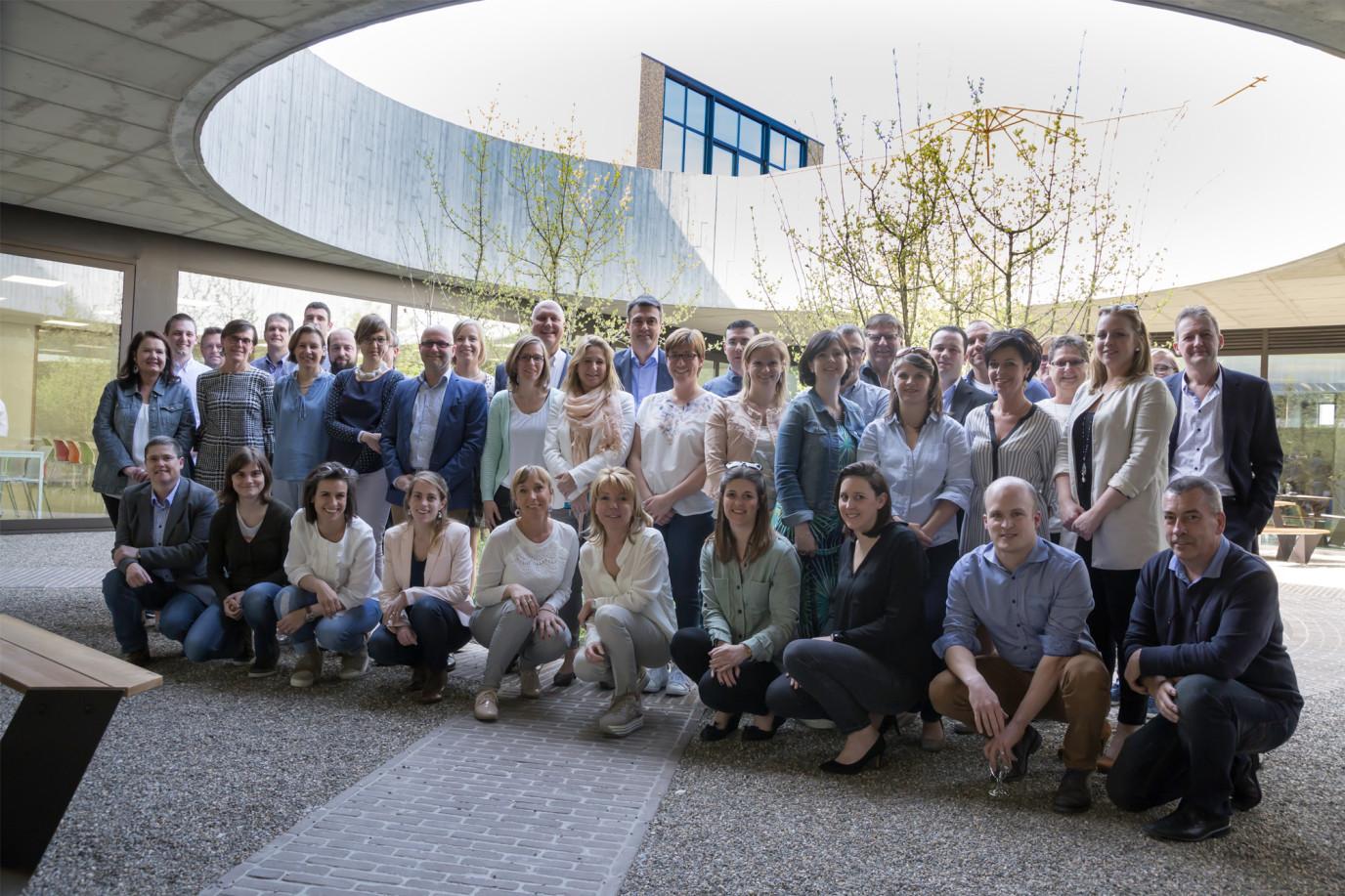 Ontdek onze medewerkers van G&V in Kuurne.