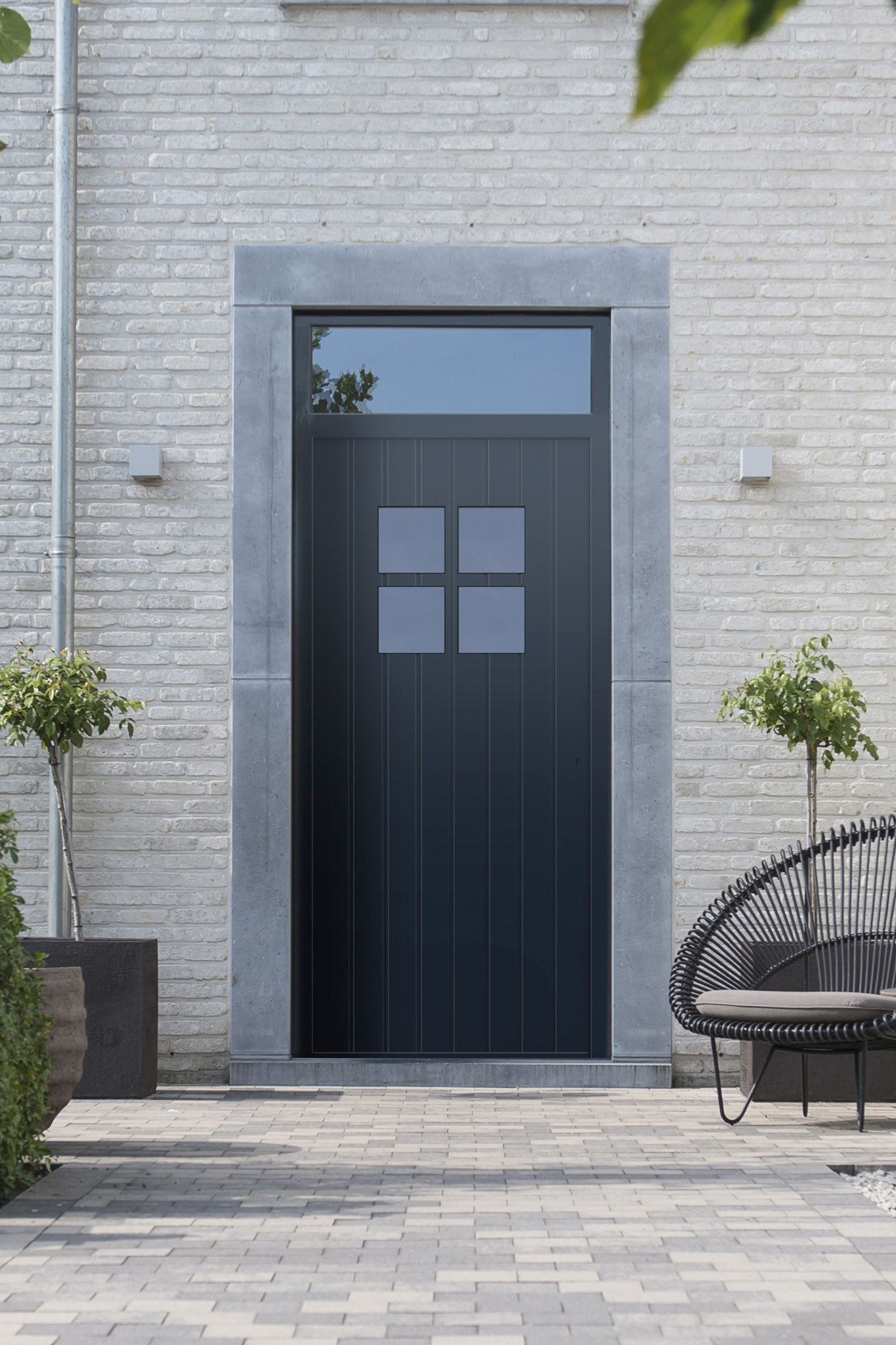 Porte d'entrée de maison : Voici la gamme Mondial
