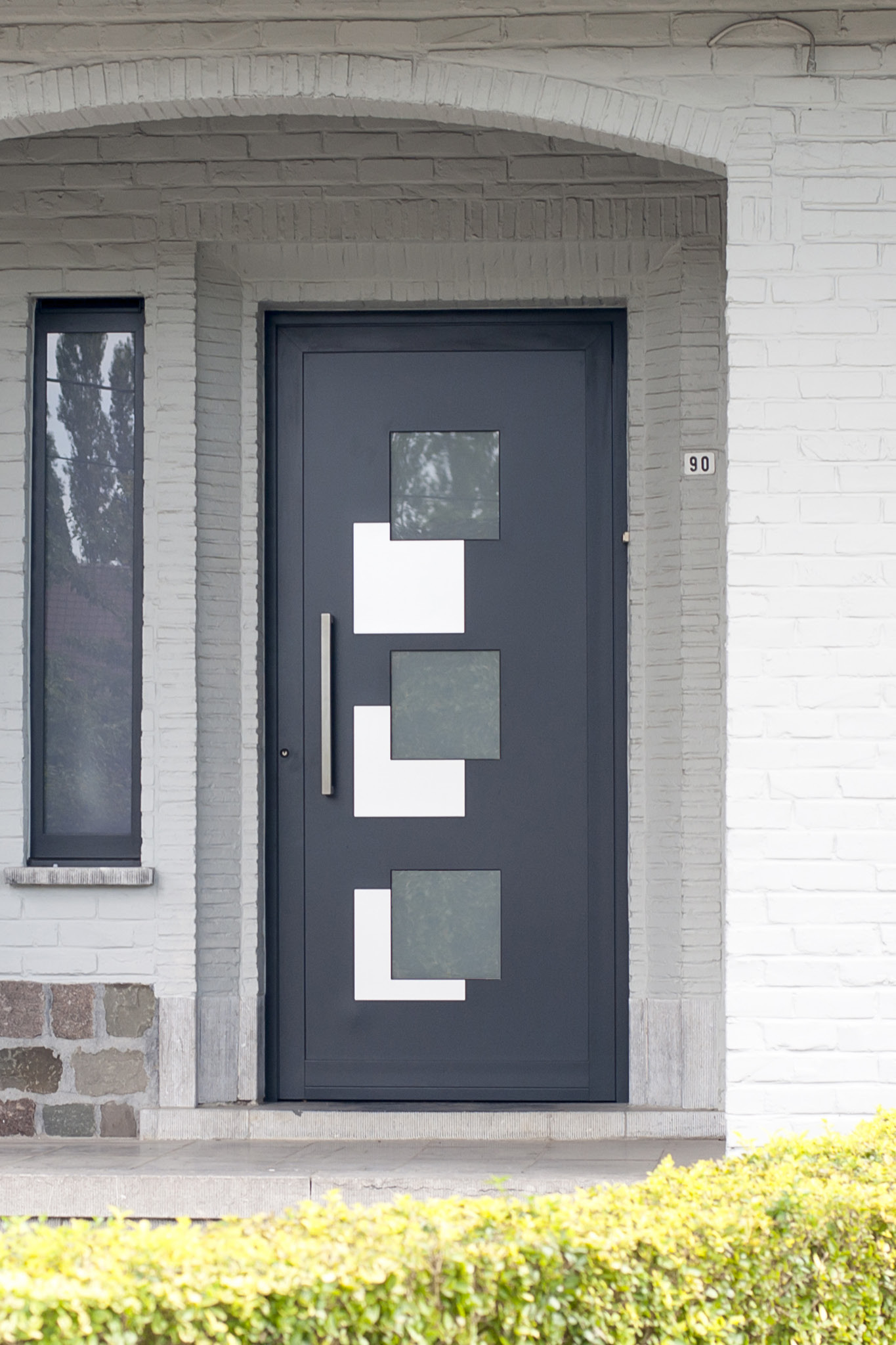 Porte d'entrée de maison : Voici la gamme Solinox