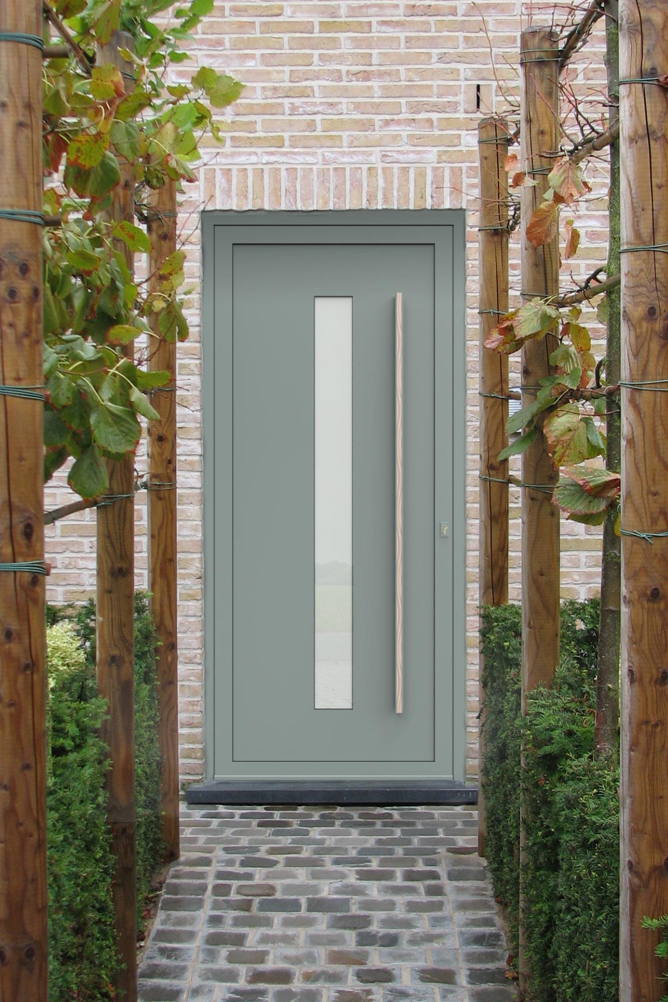 Porte d'entrée de maison : Voici la gamme Solo