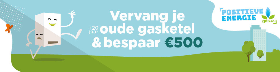 Vervang uw ketel of kachel en ontvangen een premie tot 500 EUR
