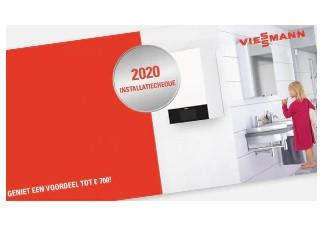 Viessmann promo cheque 2020