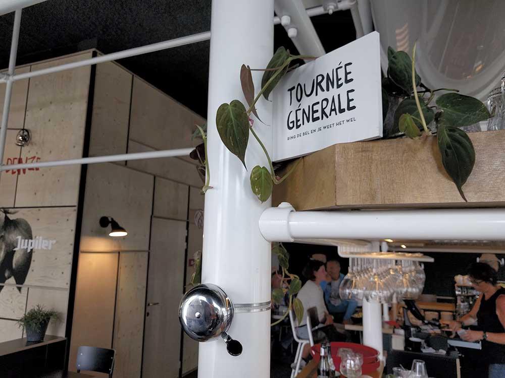 Het Groot verzet Deinze - Creneau