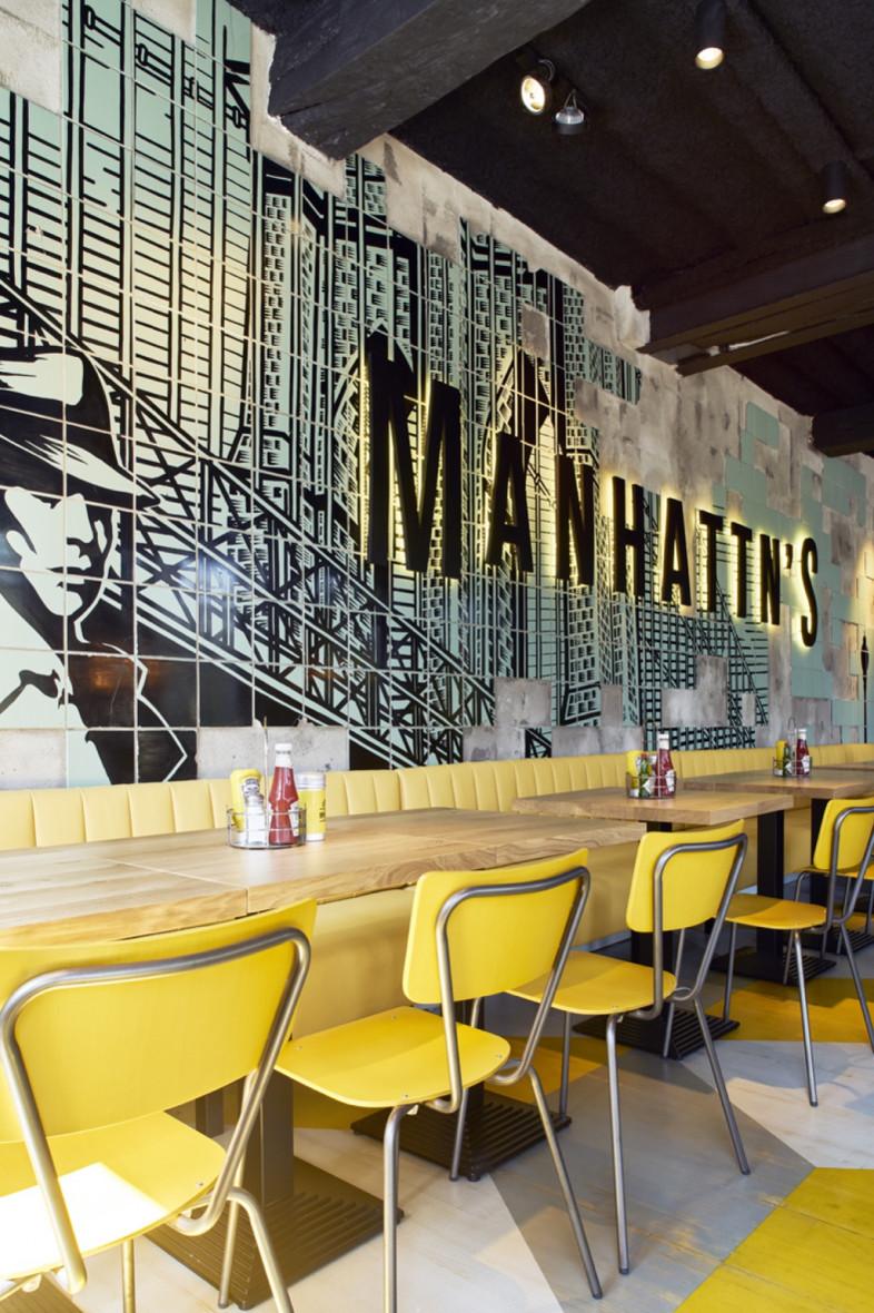 Manhattens - Antwerpen