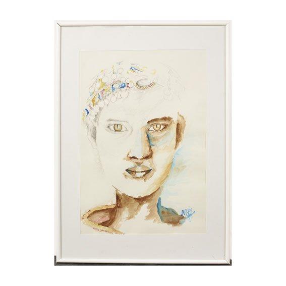 FARASYN MARIE-LISE - 36X54 - € 200