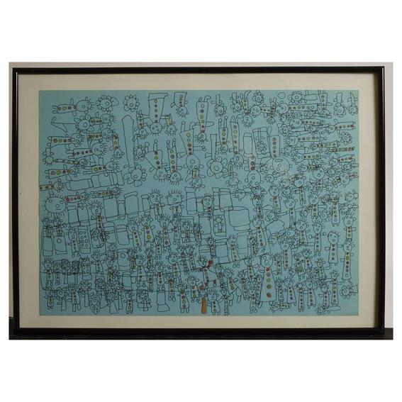 HOFMAN MARLEEN - verkocht - 50X70 - € 45