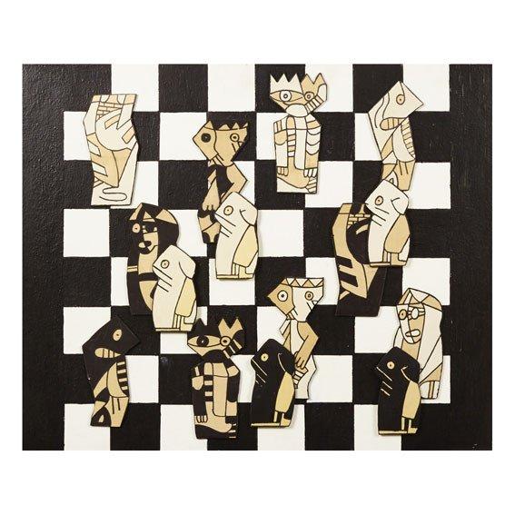 MOYAERT STEVEN - 78X64 - € 175