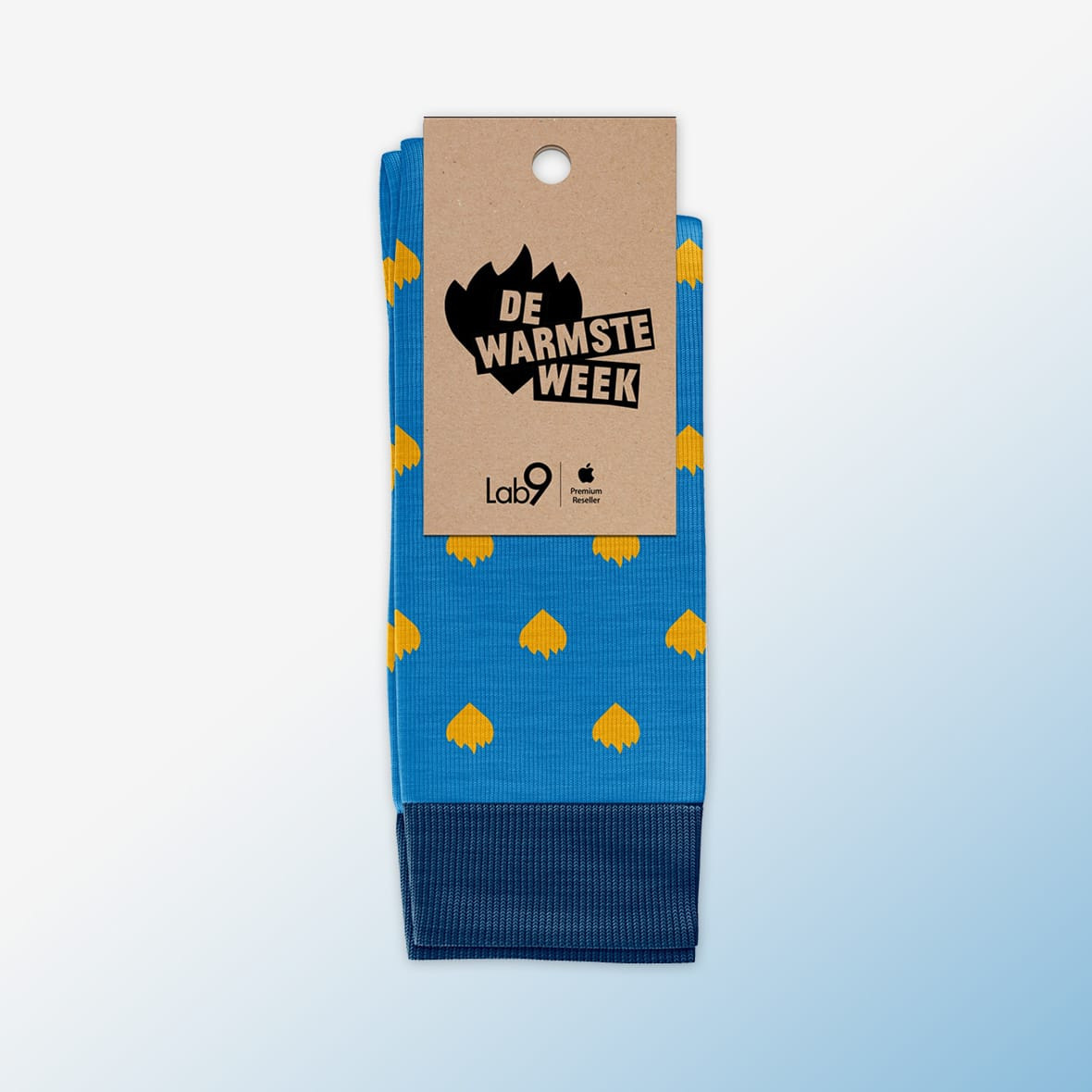 De Warmste Week — Lab9 — #mucosocks