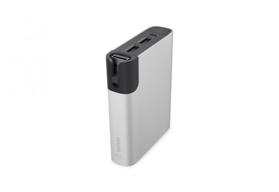EOL Belkin Batterie externe 6000mAh + Câble - Or