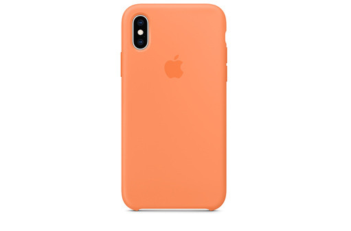 Apple-Apple-iPhone-XS-Silicone-Case---Papaya.jpg