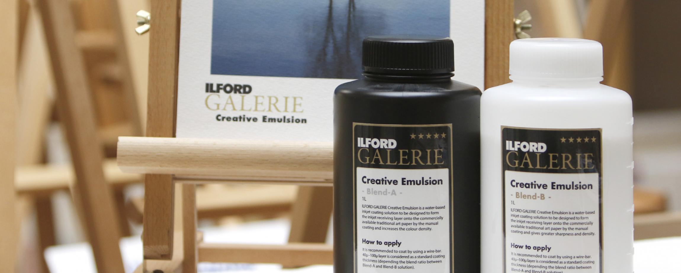 Ilford Creative Emulsion