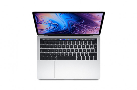 MacBook Pro 13-inch 1,4-GHz quad-core i5 / 8GB / 128GB / Touch Bar - Zilver