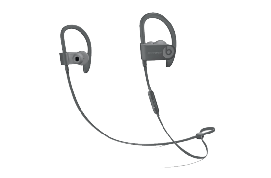 Beats Powerbeats3 - Neighborhood Collection - Gris clair