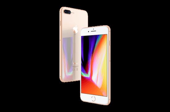 Apple iPhone 8 Plus 256GB - Goud