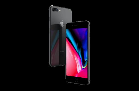 Apple iPhone 8 Plus 256Go - Gris sidéral
