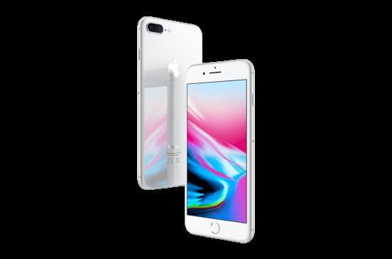 Apple iPhone 8 Plus 256Go - Argent