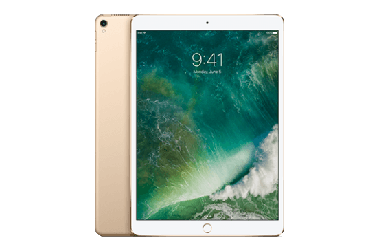 EOL Apple iPad Pro 10,5 pouces Wi-Fi 512Go - Or