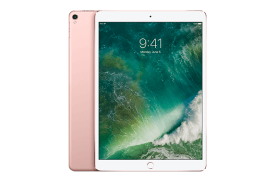 EOL Apple iPad Pro 10,5 pouces Wi-Fi 512Go - Or rose