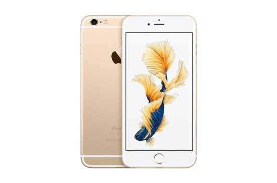 iPhone 6s Plus 128Go - Or