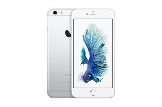 iPhone 6s Plus 128Go - Argent