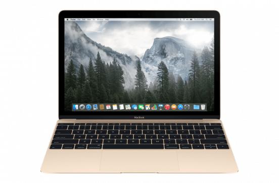 MacBook 12 pouces 1,2GHz m3 / 8GB / 256GB - Gold