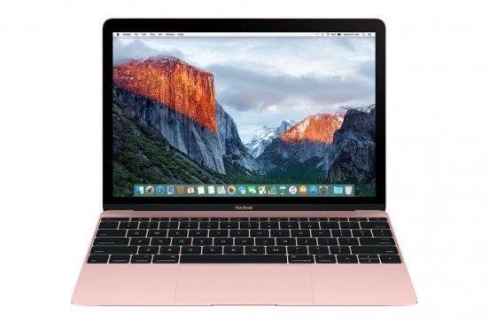 MacBook 12-inch 1,3-GHz i5 / 8GB / 512GB - Or Rosé