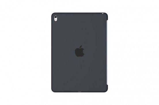 Apple Siliconenhoes voor 9,7-inch iPad Pro - Houtskoolgrijs
