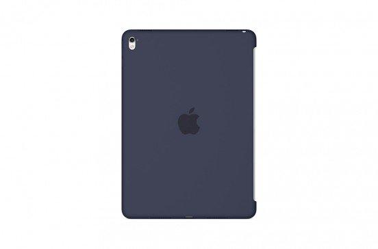 Apple Coque en silicone pour iPad Pro 9,7 - Bleu nuit