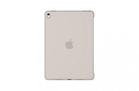 Apple Siliconenhoes voor 9,7-inch iPad Pro - Steengrijs