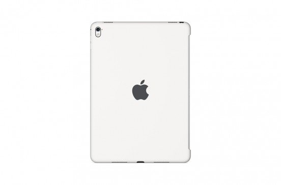 Apple Siliconenhoes voor 9,7-inch iPad Pro - Wit