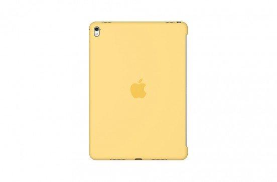 Apple Siliconenhoes voor 9,7-inch iPad Pro - Geel