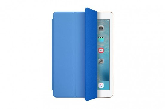 Apple iPad Air Smart Cover - Blauw