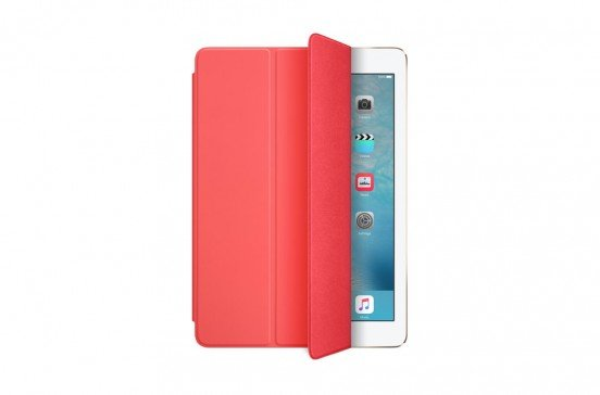 Apple iPad Air Smart Cover - Roze