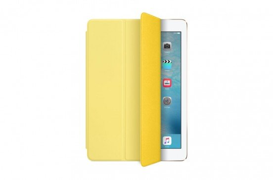 Apple iPad Air Smart Cover - Geel