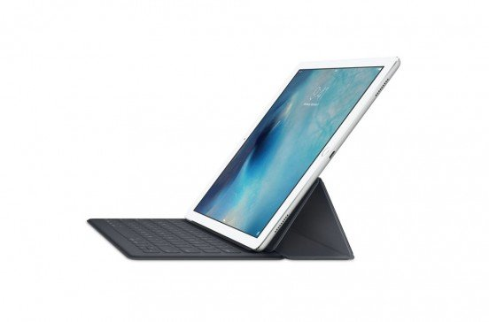 Apple Smart Keyboard pour iPad Pro 12,9 pouces - Qwerty (US)