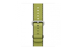 watchband-donker olijfgroen-geweven-38mm.png